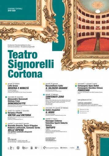 Calendario Lunare Tartufi 2020.Sito Web Ufficiale Teatro Signorelli Cortona